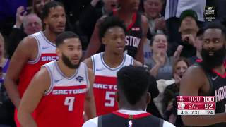 Sacramento Kings vs Houston Rockets | December 23, 2019