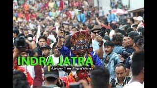 Indra Jatra in Nepal |  Hotline Story