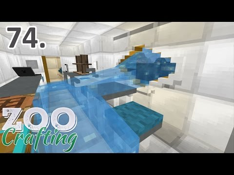 ZooCrafting! ~ Ep. 74 (Presenting the Underwater Research Lab!)