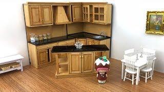 Yeni Kanalımızın Mutfak Eşyalarını Yerleştiriyoruz Minyatür Mutfak Eşyaları Bidünya Oyuncak