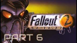 Fallout 2 Walkthrough Unarmed Build  - Part 6