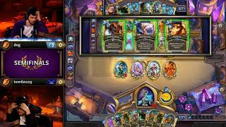 dog vs. tom60229 – Semifinals – Hearthstone Masters Tour Las Vegas – Day 3