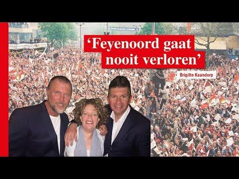 Brigitte Kaandorp - Feyenoord gaat nooit verloren [official videoclip] #supportcasper