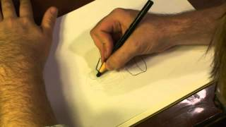 How to Draw a Dirt Car