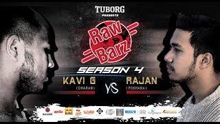Kavi G Vs Rajan (Official Battle)   Tuborg Presents RawBarz Rap Battle S4E4