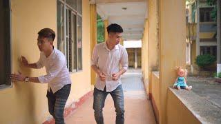 Búp Bê Ma Trong Trường Học - Gãy School