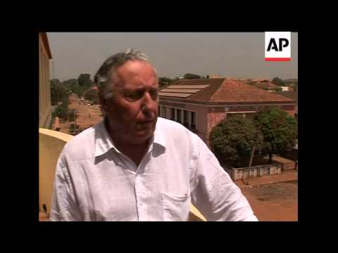 ECOWAS meeting, comment from Frederick Forsyth
