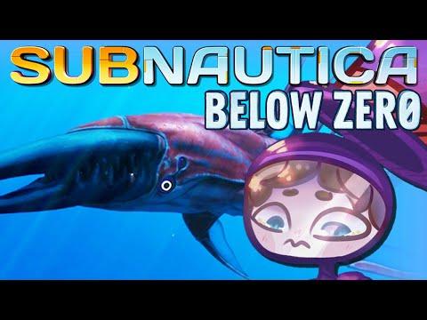 Großer böser Leviathan! | SUBNAUTICA BELOW ZERO (Part 14)