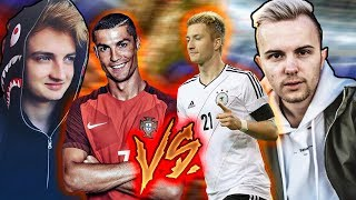 FIFA 18: YOUnited WORLD CUP | Episches Rückspiel vs. Gamerbrother