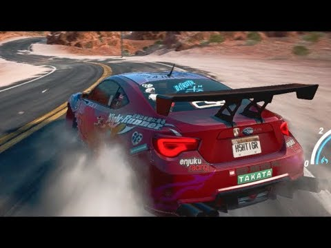 Need For Speed Payback Ep2 - Easiest Way to Drift / MY FAV Drift Spot! -
