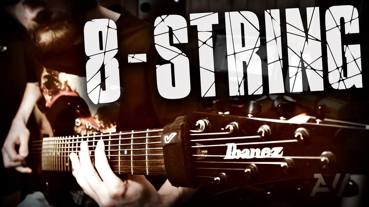 8 string dark melodic metal free youtube