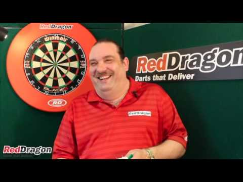 """Perfect Darts Practice with Dennis """"Smiffy"""" Smith"""