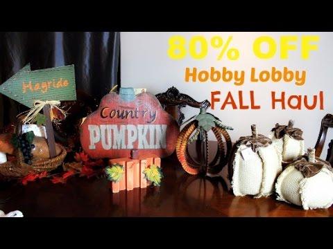 hobby lobby 80 off sale