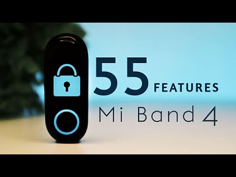 Mi Band 4 tips and tricks !  57  INSANE  Features | Best Budget Fitness Band ?