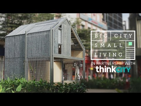 Microhousing: Big City, Small Living
