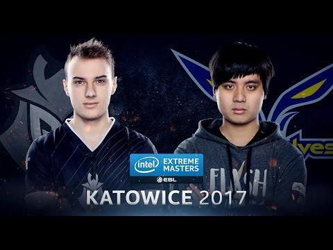 LoL - G2 vs. Flash Wolves - Grand Final Game 1 - IEM Katowice 2017