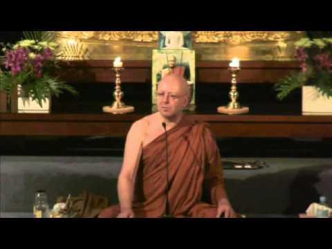 Ajahn Brahm Teaches The Anapanasati Sutta - Mindfulness Of Breathing - 2004