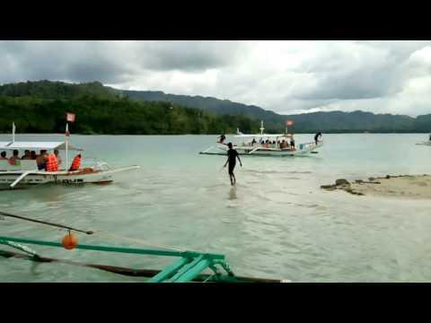 STARFISH SANDBAR In Port Barton, Palawan 2017