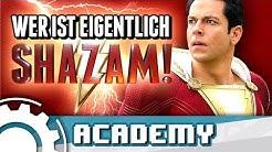 Der erste Captain Marvel - Wer ist Shazam! ?