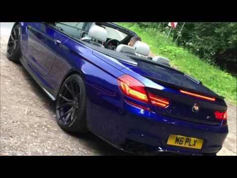 BMW M6 Loud REV Akraprovic Exhaust