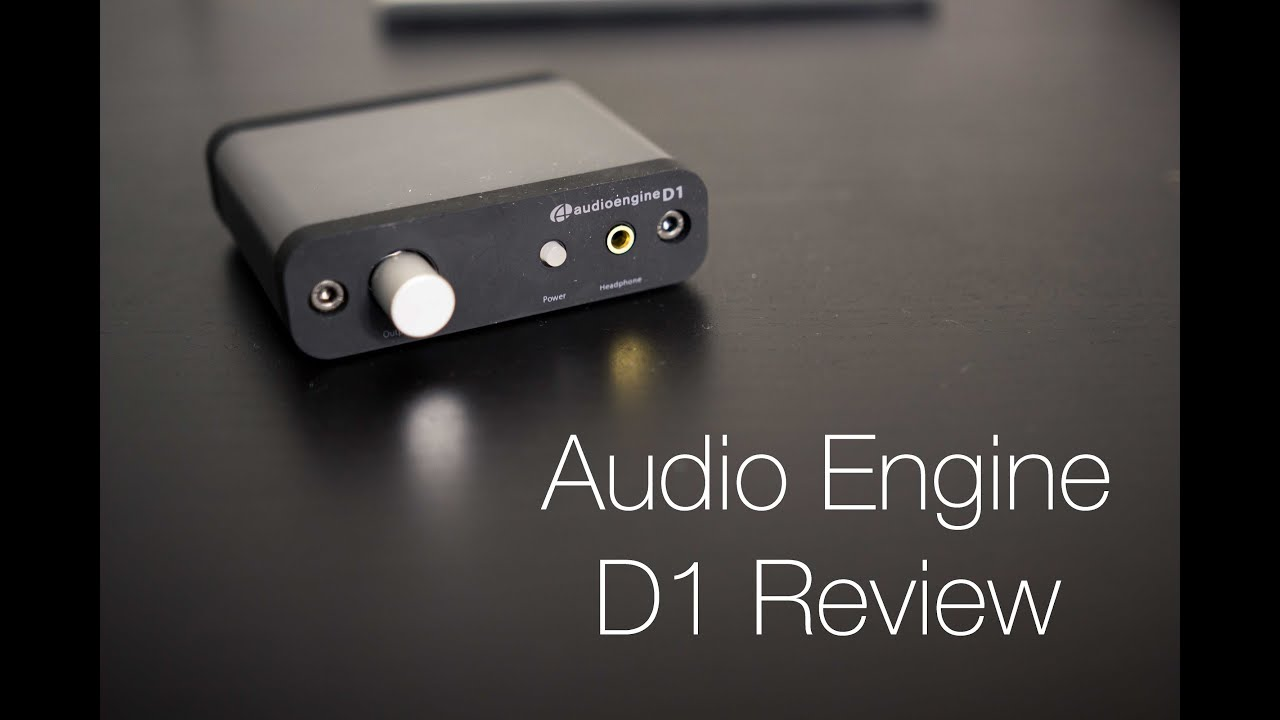 7f2cc5547f4 Audio Engine D1 Review (DAC) - YouTube