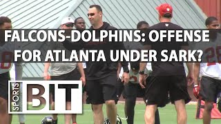 Atlanta Falcons at Miami Dolphins | Sports BIT | NFL Picks