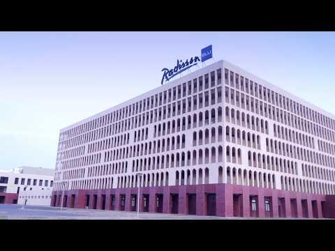 Radisson Blu Hotel,  N'Djamena (Tchad - Chad)