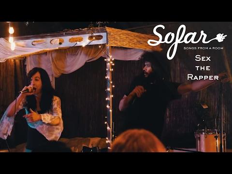 Sex the Rapper - Time Is Money | Sofar Los Angeles