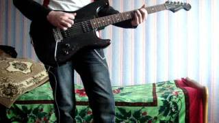 Слот - 2 войны (Guitar cover) - YouTube