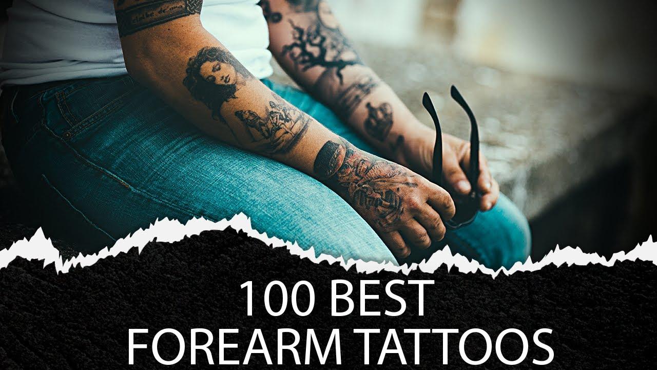 4400543fd0fde forearm tattoo ideas for men - YouTube