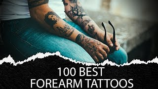 forearm tattoo ideas for men