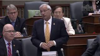 Fedeli Questions how the Premier Intends to Balance Budget given FAO's Damaging Report