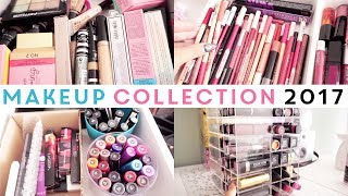 MAKEUP COLLECTION UPDATE 2017 💄 THE LADY