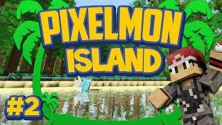 Pixelmon Island Special Mini-Series! Episode 2 - More Rare Jungle Loots!