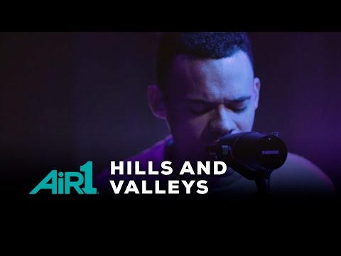 Tauren Wells Hills and Valleys  at Air1 Radio