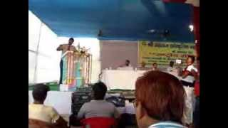 Pankaj Mishra is delivering lecture on Mandan Mishra at Mahishi (Saharsa) on 07/10/2013