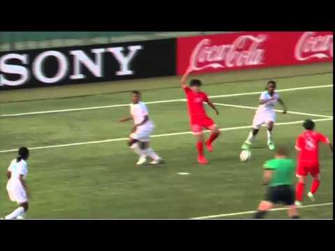 Nigeria 62 Korea DPR, FIFA U20 Women's World Cup Canada 2014, semifinals