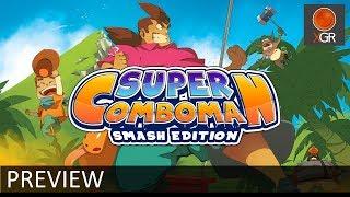 Super Comboman Smash Edition - Xbox One