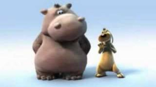 funny hippo song #1