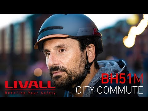 LIVALL BH51M City Commute - Award winning Smart Cycle Helmet