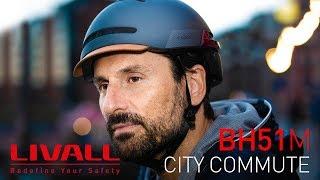 LIVALL BH51M City Commute - Award winning Smart Cycle Helmet