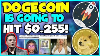 *FAST* DOGECOIN IS GOING TO REACH $0.255! (GOOD NEWS!) Elon Musk, COINBASE, 4/20 Is DOGEDAY AGAIN!