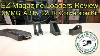 EZ Loaders for CMMG AR15 Conve…