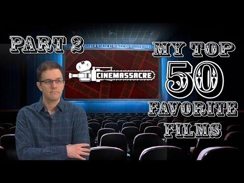 Top 50 Favorite Films PART 2