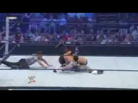 WWE SmackDown! 7/17/09  Part 4-9  (HQ)