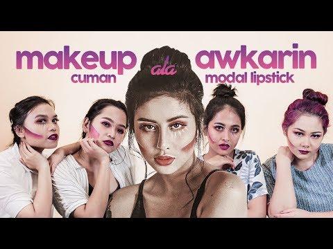 Tutorial Makeup Ala Awkarin feat. Female Daily #CekOmbak