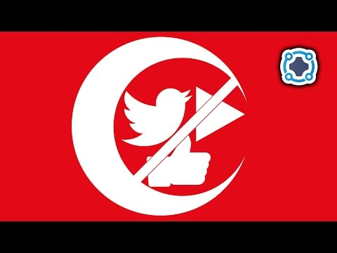 Turkey Blocks Facebook, Twitter, and YouTube... AGAIN