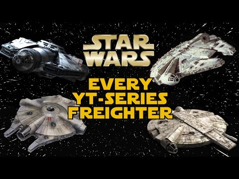 Every Corellian YT-Series Freighter - Star Wars Explained