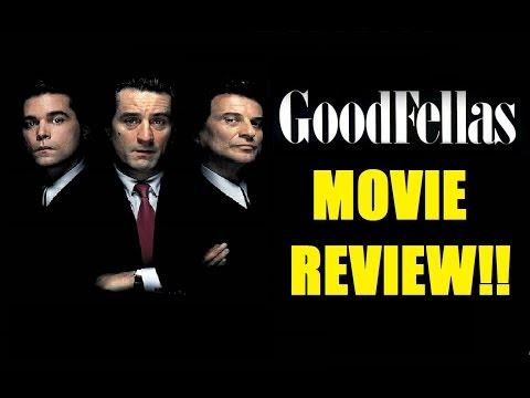 Goodfellas (1990) Movie Review- Old Movie Reviews