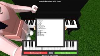 Roblox Piano: If You Seek Amy